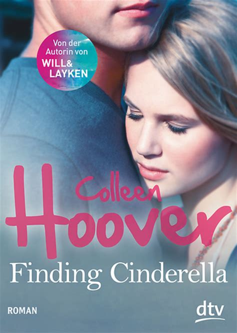 Colleen Hoover Finding Cinderella finding cinderella colleen hoover dtv