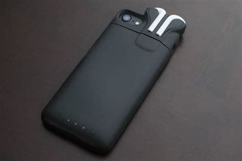 pebble founder launches kickstarter for iphone 7 airpods battery podcase macrumors