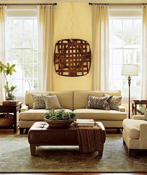 Pottery Barn Livingroom pottery barn living room designs modern house