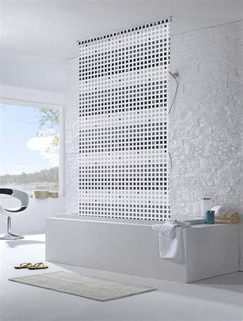 Shower Blinds by 3d Effet Shower Roller Blind Sweet Home Blind Creation
