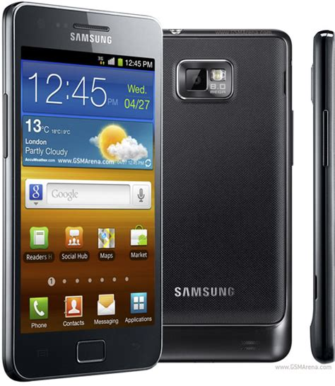 Hp Samsung Galaxy 2 samsung i9100 galaxy s ii pictures official photos