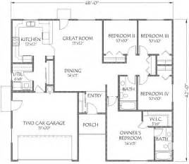 1500 sq ft house floor plans 1500 sq ft barndominium floor plan joy studio design