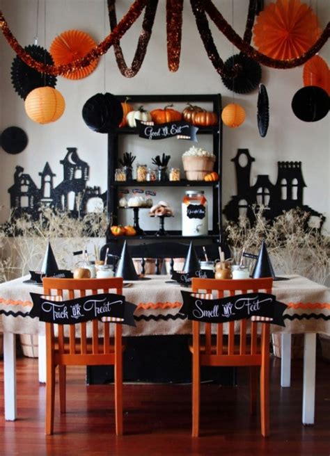 great halloween table decoration ideas