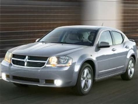 all car manuals free 2010 dodge avenger electronic throttle control buyer s guide 2010 dodge avenger autos ca