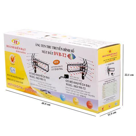 Calya 1 2 G M T anten tivi kỹ thuật số dvb t2 model 980 t2 ant006 sendo vn