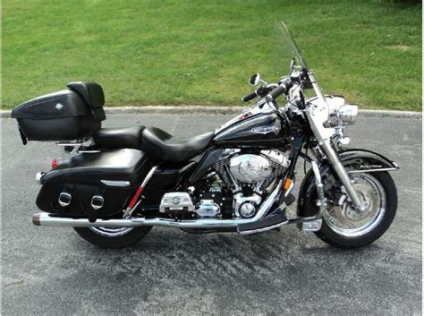 2007 Harley Davidson Road King Classic For Sale by 2007 Harley Davidson Flhrc Road King Classic For Sale On