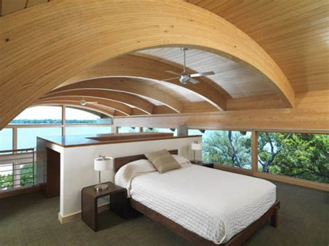 house woodwork designs organic design ideas guest house design with curved wood beams by totems architecture