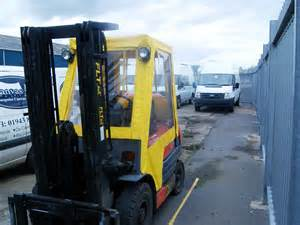 Forklift Cover by Forklift Truck Covers