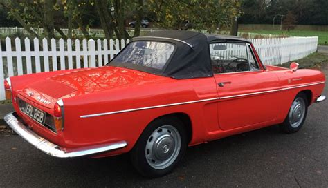 1964 renault caravelle ebay watch 1964 renault caravelle convertible