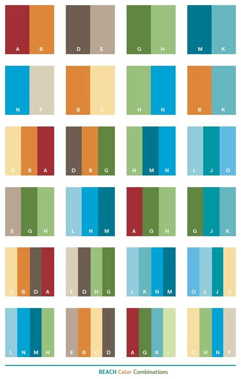 popular color palettes 25 best ideas about color combinations on pinterest