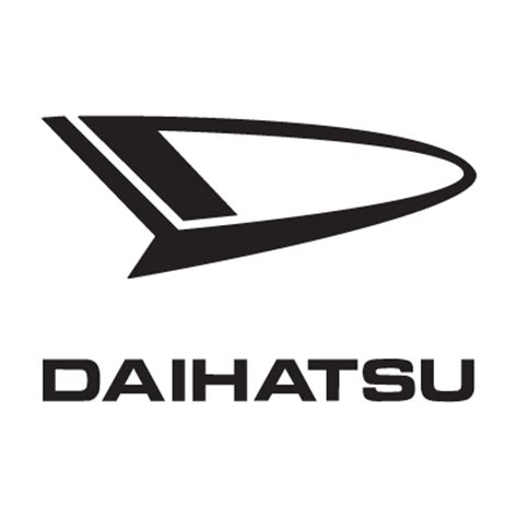 daihatsu logo vector free