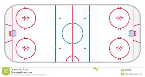 hockey rink diagrams hockey rink clipart clipground