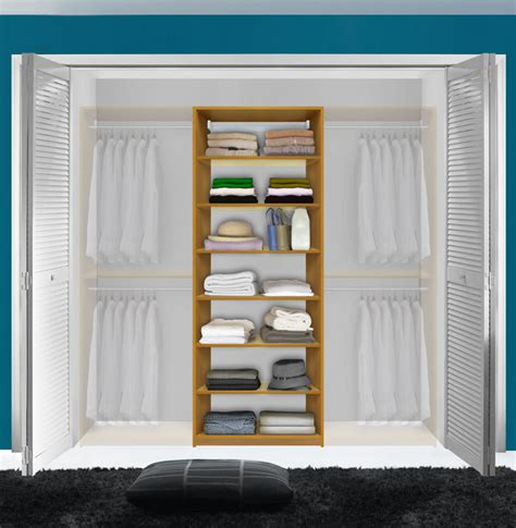 isa custom closet closet shelves shelving system 7