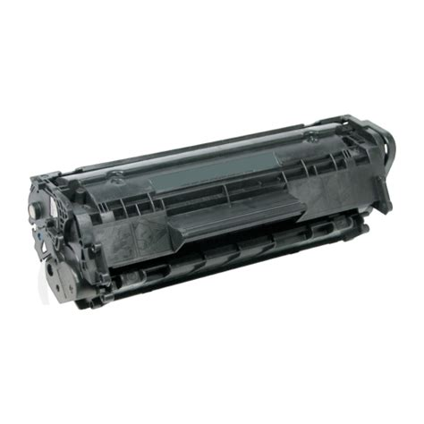 Toner Q2612a hp q2612a hp 12a black toner cartridge toners worldwide