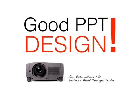 design powerpoint slideshare good powerpoint design for business presenters