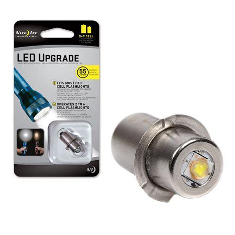 Niteize Led Upgrade Bulb Latest Version Maglite D C Led Light Bulbs For Maglite
