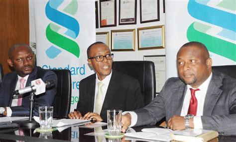 tanzania banks michuzi standard chartered bank tanzania and