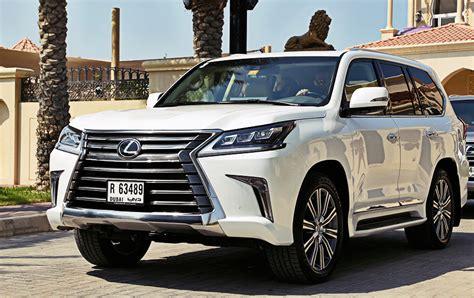 lexus dubai auto trader uae news lexus lx 570 revealed