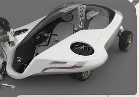 honda flying car tech planet honda fuzo futuristic flying car