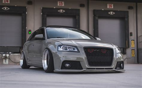 Audi A3 Getunt by T 233 L 233 Charger Fonds D 233 Cran Audi A3 Sportback Tuning Bbs