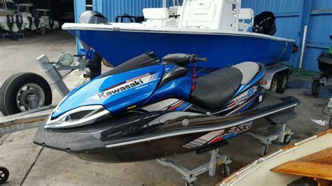 Kawasaki Ultra 300x Jet Ski 2013 Sold Pair 2013 Kawasaki Ultra 300x Jet Skis Mint Both 5 10 Hours Powersports Brokers