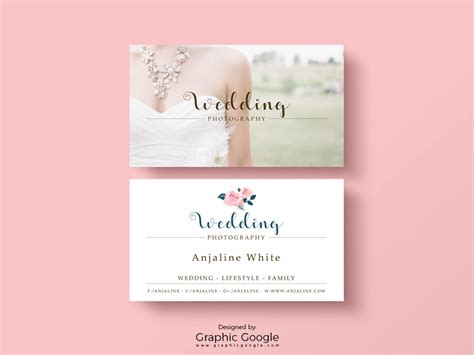 Free Wedding Business Cards Templates by Free Wedding Photography Business Card Template 2018 By