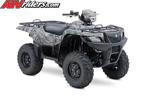 2014 Suzuki Atv 2014 Suzuki Kingquad Utility Atv Models