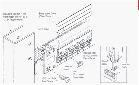 wiring diagram for cat6 patch panel wiring wiring diagram