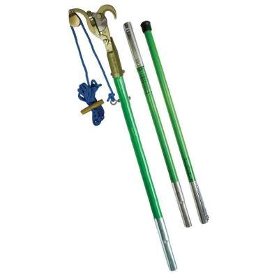 home depot pole ls landscaper pruning package with three 6 ft poles