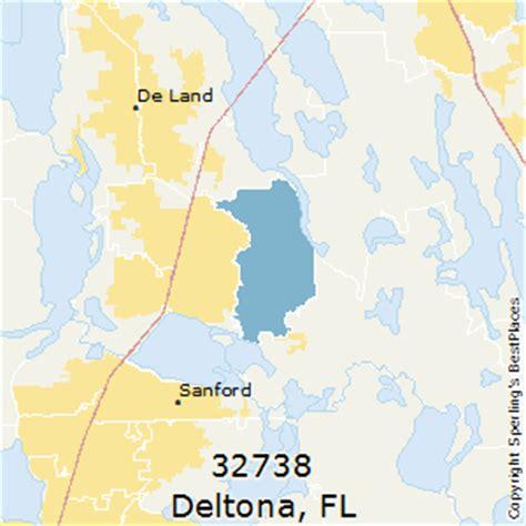 zip code map volusia county best places to live in deltona zip 32738 florida