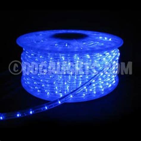 bulk led lights commercial bulk led rope light reel 150 blue