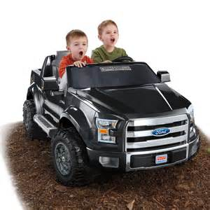 Power Wheels Ford F150 Truck Battery Fisher Price Power Wheels Ford F150 Battery Powered