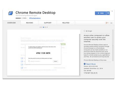 Chrome Remote Desk by How To Set Up Chrome Remote Desktop For Ios Cnet