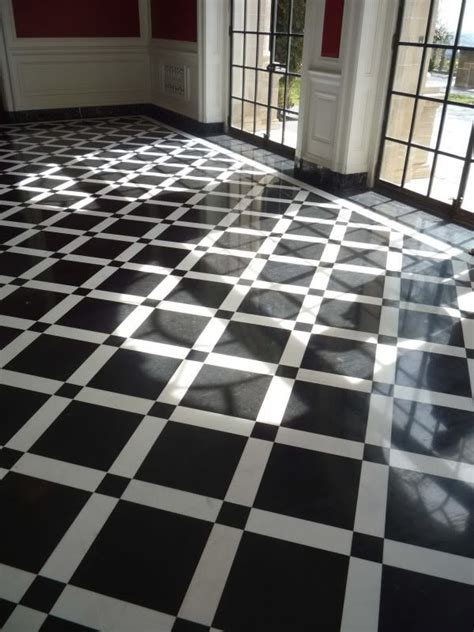 art deco flooring love this black and white art deco floor black and white