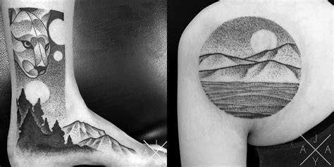 stippling tattoo 5 inspiring stippling artists scene360