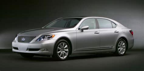 lexus debuts revised ls 600h l hybrid motorlogy