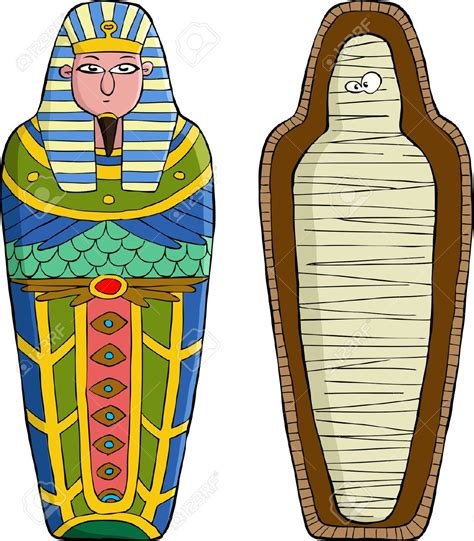halloween mummy pictures clipart image 22579