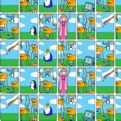 adventure time gift wrap adventure time fabric wallpaper gift wrap spoonflower