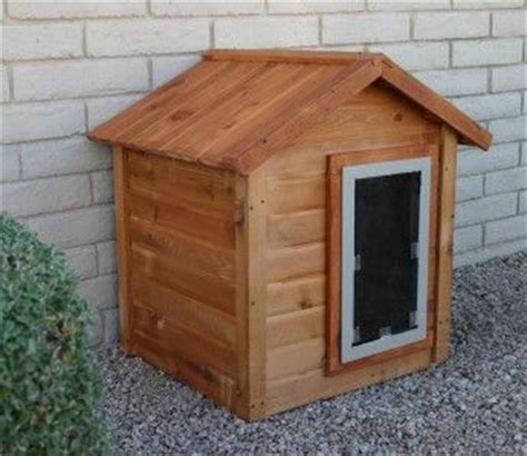 dog house covers hale pet door peaked roof security barrier this is a cool idea you put this