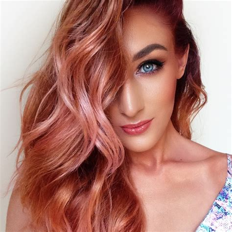 rosegold haircolor buy live colour metallic ros gold 1 pack by schwarzkopf