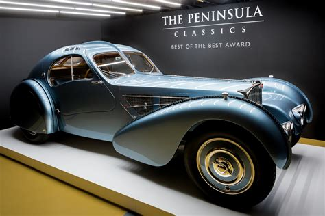 vintage bugatti vintage bugatti type 57sc named the best of the best