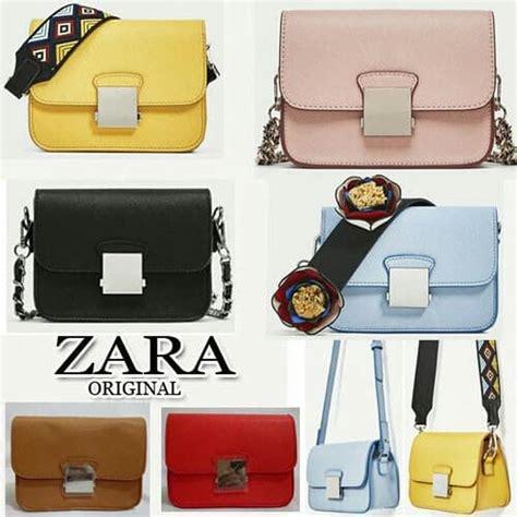 Harga Tas Pinggang Zara fitur original tas zara bag with stitching