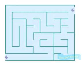 medium maze coloring pages
