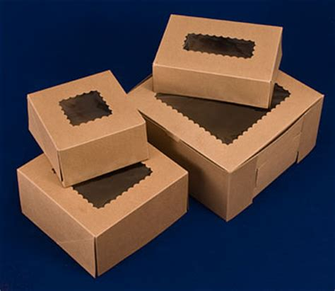pastry boxes with windows pastry boxes ceal merchandising you prepare the meals