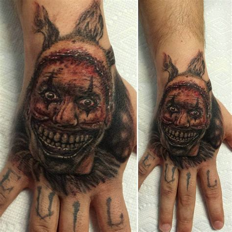 27 clown tattoo designs ideas design trends premium