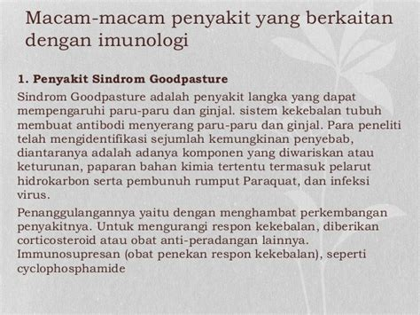 Obat Hewan Anti Protozoa Coxymas imunologi