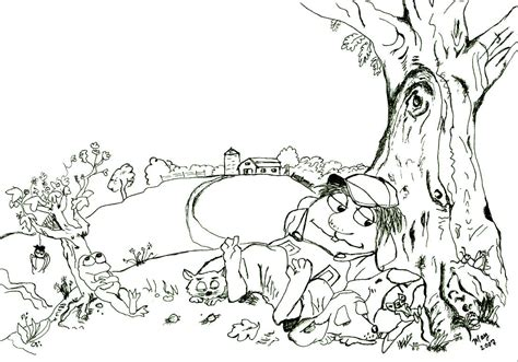 little critter coloring pages coloring home