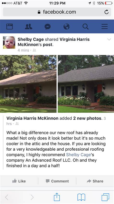 an advanced roof shreveport an advanced roof llc home