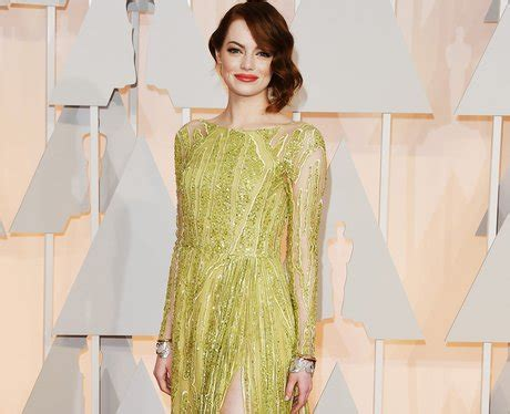 emma stone then and now now emma stone the way they wore red carpet style now