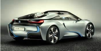 Bmw I8 Concept 2012 Bmw I8 Concept Spyder
